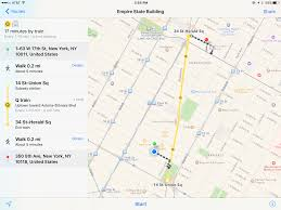 New York Google Map by With Ios 9 Apple Maps Will Deserve Another Look