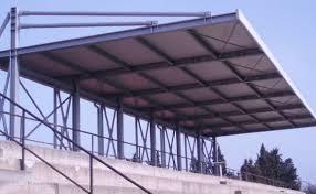 strutture in ferro per capannoni usate prefabbricati metallici in sardegna
