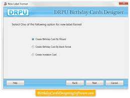 how to design birthday card using birth day cards designing software