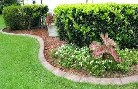 landscaping borders best landscape edging stone ideas on flower