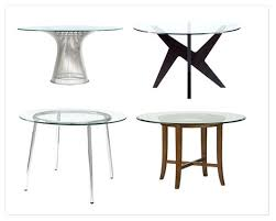 Glass Dining Room Tables With Extensions by 40 Round Glass Top Dining Table Round Pedestal Dining Table With