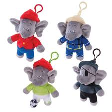 Five Blind Men And The Elephant Benjamin The Elephant Plushes