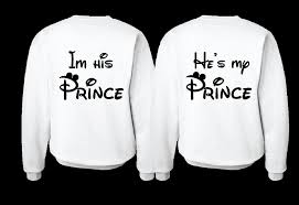 lgbt i m his prince he s my prince matching shirts married