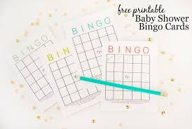 free printable halloween bingo game cards free printable baby shower bingo cards project nursery