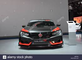 honda civic 2017 type r frankfurt germany 12th sep 2017 honda civic type r customer
