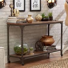 How Tall Is A Sofa Table Modern U0026 Contemporary Console U0026 Sofa Tables You U0027ll Love Wayfair
