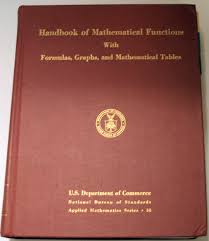 us bureau of standards buy handbook of mathematical functions with formulas graphs and
