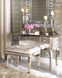 Vanity Small Tips Modern Mirrored Makeup Vanity For The Beauty Room Ideas