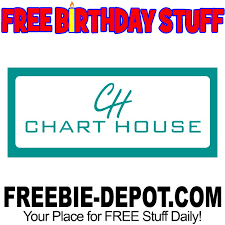 landry s gift cards birthday freebie chart house seafood restaurant freebie depot