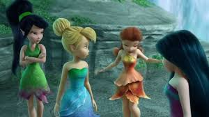 disney fairies films tinkerbell pirate fairy