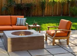 Modern Fire Pits by Contemporary Fire Pit Deck Transitional With Covered Beach Style