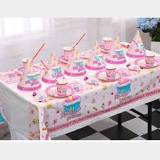 baby girl birthday themes my 1st birthday theme tableware set baby boy baby girl birthday