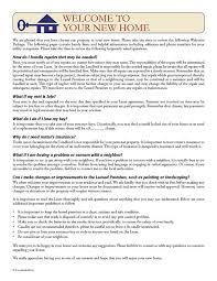 cover letter for rental property 1st notice cover letter for