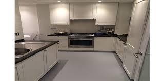 spray painting kitchen cabinets edinburgh kitchen cabinet spray painting by spray tone