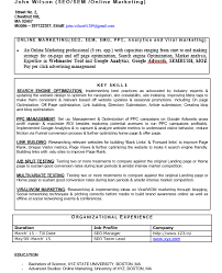 Ppc Resume Sample by Best Resume Formats For Getting A Job
