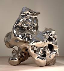 zhan wang ornamental rock no 71 contemporary