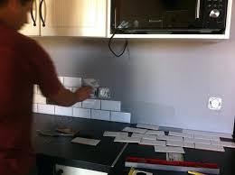 cuisine avec pose cuisine avec pose cuisine avec carrelage gris 6 pose du carrelage