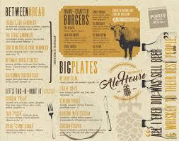 menu gallery u2014 brookfield ale house
