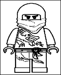 lego ninjago coloring pages for kids printable sheets in red