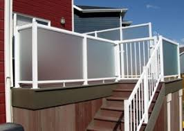 calgary vinyl decking home rail ltd maintenance free decks