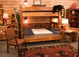 Barnwood Bunk Beds Sawn Pine Bunkbed Bwbb Northwoods Barnwood Furniture