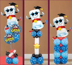 balloon deliveries 118 best balloon graduation decor images on graduation