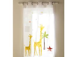rideau pour chambre fille voilage chambre b b gar on avec rideau pour chambre enfant photos de