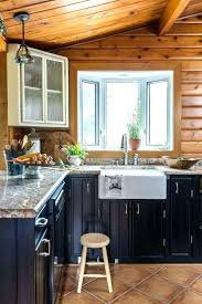 best paint for pine cabinets white kitchen wall cabinet unhidetop info log home