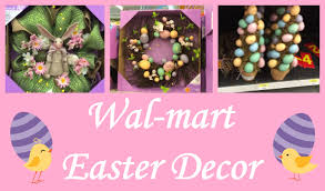 easter decorations on sale walmart easter decor 2015