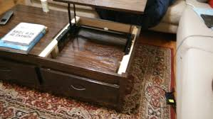 Rustic Coffee Tables With Storage - coffee table awesome black coffee table coffee and end table