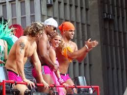 LGBT pride parade in Porto