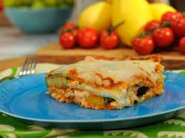 veggie lasagna recipe marcela valladolid food network
