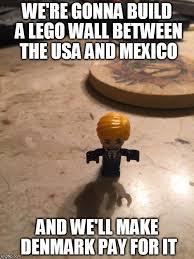 Lego Meme - lego trump donald trump know your meme