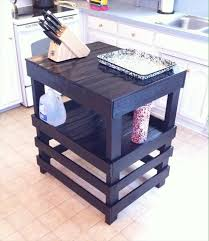 pallet kitchen island recycled pallet kitchen island table ideas pallet wood projects