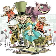 lewis carroll alice in wonderland by techgnotic on deviantart