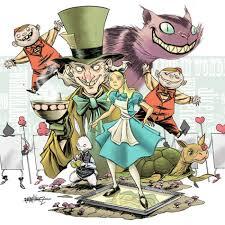 Graphic 45 Halloween In Wonderland by Lewis Carroll Alice In Wonderland By Techgnotic On Deviantart