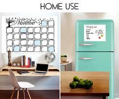 premium dry erase whiteboard u2013 24 u2033 x 36 u2033 wall sticker message