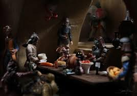 wars thanksgiving starwars