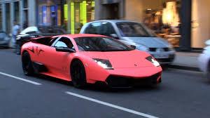 Lamborghini Murcielago Lime Green - matte pink lamborghini murcielago lp670 4sv driving scenes revs