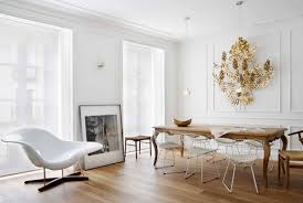 Bertoia Dining Chair Trendy Wire Accents For Your Home