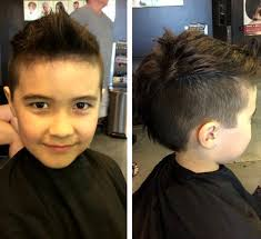 new age mohawk hairstyle 20 awesome and edgy mohawks for kids faux hawk hairstyles faux
