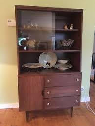 mcm furniture mid century modern china cabinet stanley furniture mcm hutch 1960s