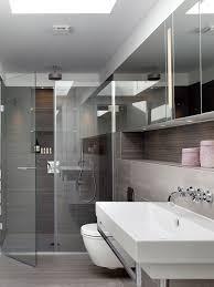 bathroom shelf bathroom scandinavian with glass shower wall glass