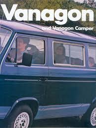 volkswagen vanagon camper thesamba com vw archives 1983 vw vanagon and vanagon camper