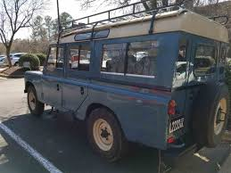 vintage land rover defender classic land rover for sale on classiccars com