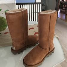 ugg boots for sale size 5 68 ugg shoes ugg essential chestnut boots