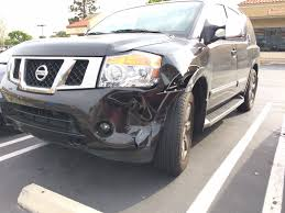 nissan armada front bumper 2014 nissan armada platinum reserve long term report 3 of 4