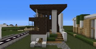 bright design small modern house minecraft 9 lets build 18x18 lot