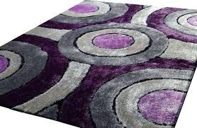 Purple And Black Area Rugs Grey And Purple Area Rug Classof Co
