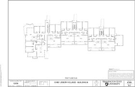 Floor Plans By Address by Housing U0026 Residence Life Washington State University